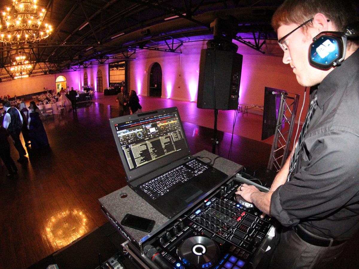 Louisville DJ Bryson Fulkerson