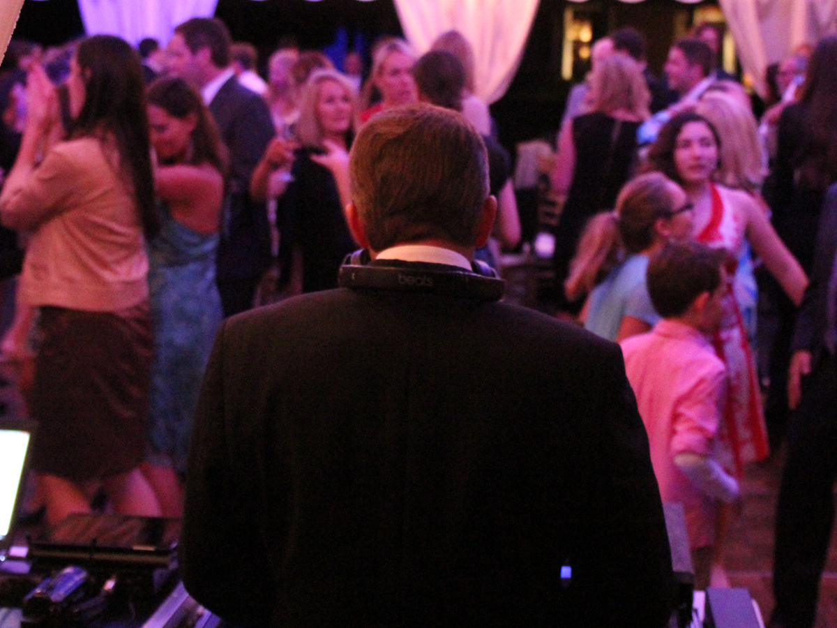 Louisville Wedding DJ Stephen Crandall