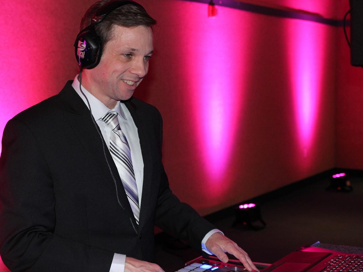 Louisville DJ Stephen Crandall
