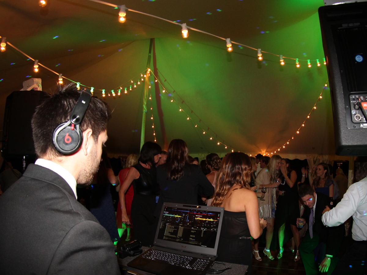 Louisville DJ Kore Scott