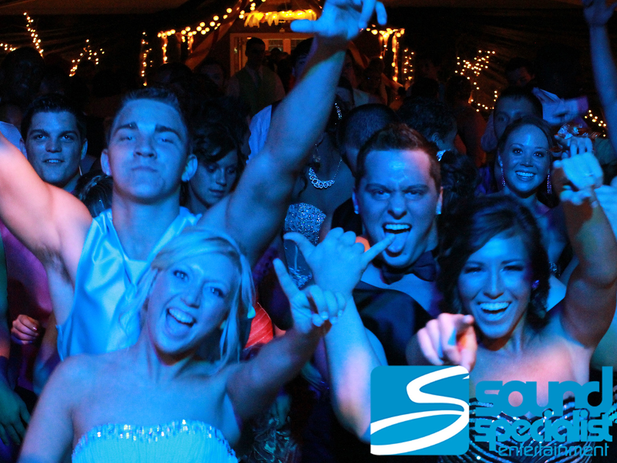 Dance Floor Fun Pikeville Kentucky Prom DJ