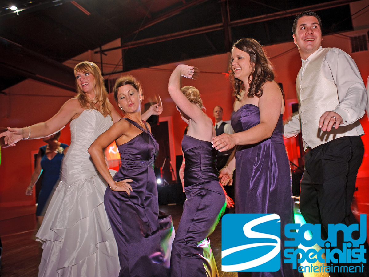 Mellwood Arts Center Wedding Dancing Louisville