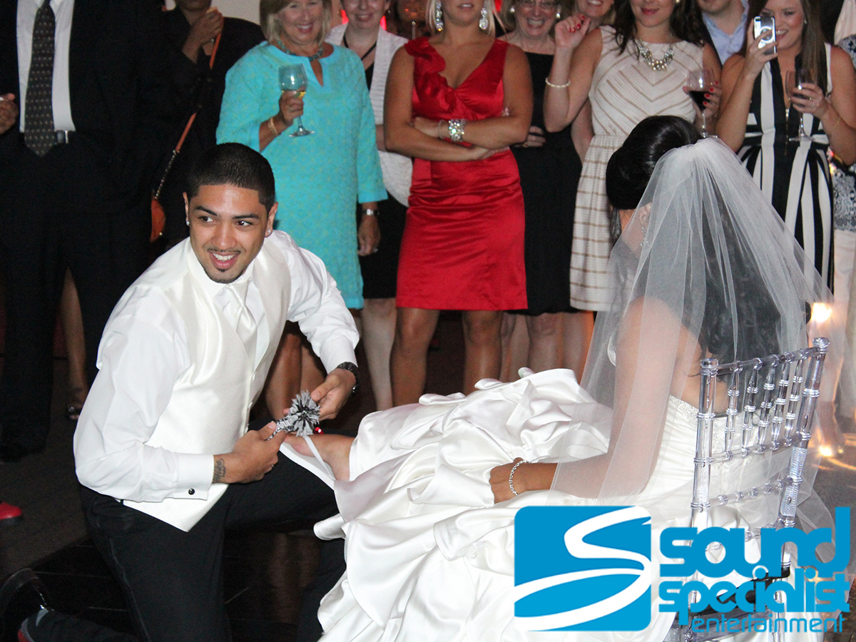 KFC Yum Center Wedding Peyton Siva